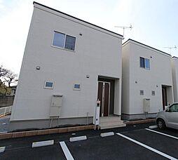 [テラスハウス] 栃木県足利市常見町1丁目 の賃貸【/】の外観