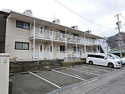 広島県呉市広中迫町の賃貸アパートの外観