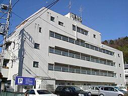 東京都青梅市仲町の賃貸マンションの外観