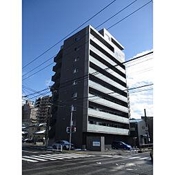 新潟県新潟市中央区川端町4丁目の賃貸マンションの外観