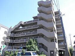 滋賀県草津市矢倉1丁目の賃貸マンションの外観