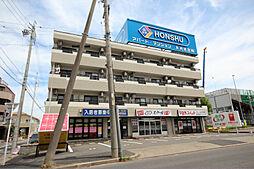 愛知県名古屋市港区春田野1丁目の賃貸マンションの外観