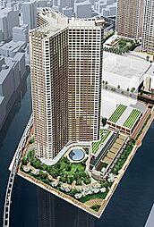 芝浦アイランド ケープタワー[29階]の外観