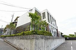 レオパレスモンターニュ[1階]の外観