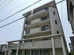 大阪府茨木市春日4の賃貸マンションの外観