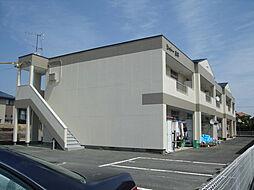 シャトー森平[2階]の外観