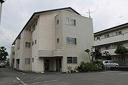 和歌山県海南市築地の賃貸マンションの外観