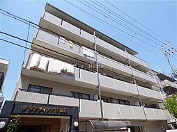 兵庫県神戸市灘区楠丘町1丁目の賃貸マンションの外観