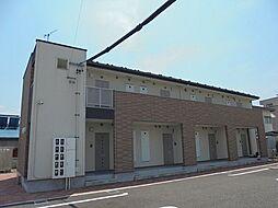 長野県長野市松岡1丁目の賃貸アパートの外観