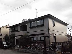 ヴェルデ・ネロ・カミガモ[2階]の外観