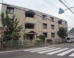 大阪府三島郡島本町桜井5丁目の賃貸マンションの外観