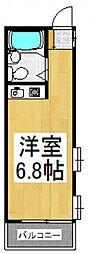 サンアマノ小平[2階]の間取り