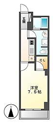 グランカーサ御器所[2階]の間取り