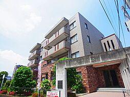 千葉県柏市高田の賃貸マンションの外観