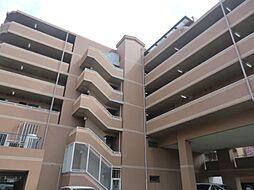 大阪府大阪市東住吉区中野3丁目の賃貸マンションの外観