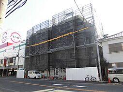 (仮称)船橋市宮本3丁目共同住宅[401号室]の外観