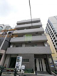 東京都千代田区富士見2丁目の賃貸マンションの外観
