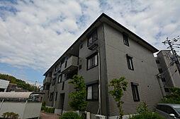 メルベーユ上津[3階]の外観