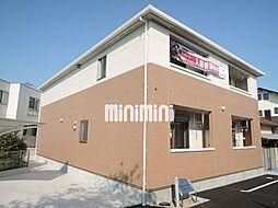 愛知県名古屋市中川区一色新町2丁目の賃貸アパートの外観