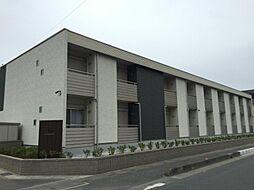 埼玉県吉川市大字吉川の賃貸アパートの外観