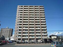 静岡県藤枝市前島1丁目の賃貸マンションの外観