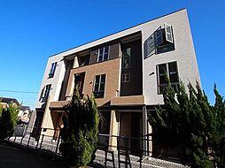 福岡県北九州市八幡西区三ケ森2丁目の賃貸アパートの外観