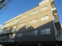 東京都大田区久が原2丁目の賃貸マンションの外観
