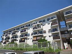 兵庫県明石市松が丘1丁目の賃貸マンションの外観