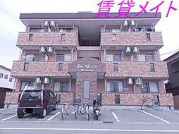 三重県伊勢市楠部町の賃貸マンションの外観