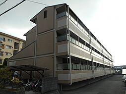 ロイヤルハイツ一津屋[3階]の外観