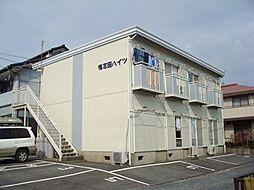 鴨志田ハイツ[203号室]の外観