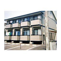 大分県大分市富士見が丘東3丁目の賃貸アパートの外観