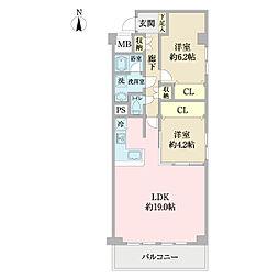 江坂駅 2,030万円