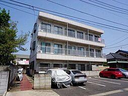 村越マンション[3階]の外観