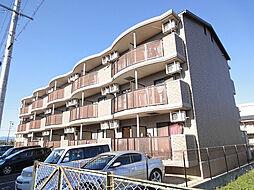 滋賀県守山市勝部3丁目の賃貸マンションの外観