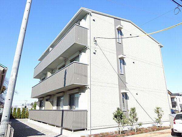 シャトーパルフェ 3階の賃貸【茨城県 / つくば市】