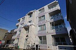 北海道札幌市白石区栄通10の賃貸マンションの外観