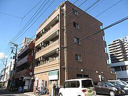 埼玉県上尾市柏座1丁目の賃貸マンションの外観