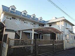 東京都狛江市東和泉2丁目の賃貸アパートの外観