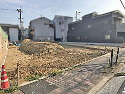 土地(喜連瓜破駅から徒歩7分、83.38m²、2,630万円)