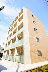 神奈川県平塚市見附町の賃貸マンションの外観