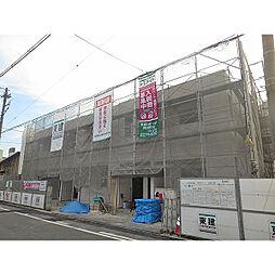 大阪市住吉区我孫子東1丁新築アパート[1階]の外観