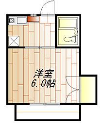 TMハシモト[2階]の間取り