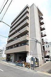 岡山県岡山市北区北長瀬表町3丁目の賃貸マンションの外観