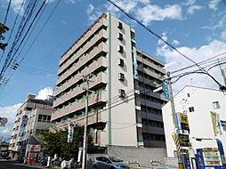 大阪府大阪市平野区平野東2の賃貸マンションの外観