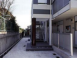 レオパレスSunHill[2階]の外観