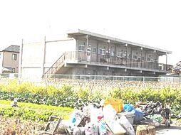 阪南コーポ[102号室]の外観