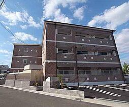 京都府京都市西京区牛ヶ瀬堂田町の賃貸マンションの外観
