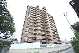 福岡県北九州市小倉南区下曽根1丁目の賃貸マンションの外観