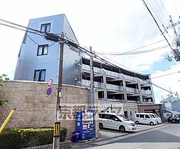京都府京都市南区久世中久世町1丁目の賃貸マンションの外観